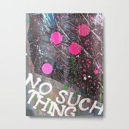 NSG Metal Print