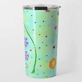 Springtime, original Travel Mug