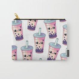 Cute Bubble Tea Carry-All Pouch
