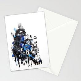 Blue Beard Stationery Cards