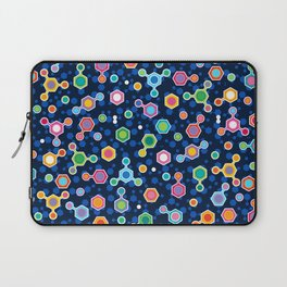 Hydrocarbons in Space Laptop Sleeve