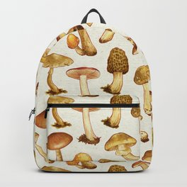 Wild Mushrooms Backpack