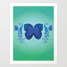 Insect series 1 Art Print