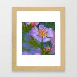 Intoxicating Beauty Framed Art Print