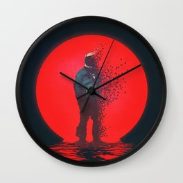 The Dispersion Effect Wall Clock