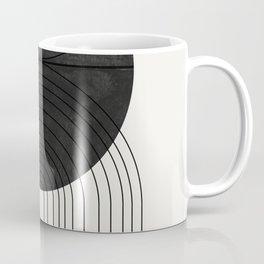 Line Art and Circle Coffee Mug
