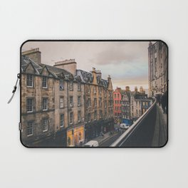 Edinburgh Sunset Laptop Sleeve