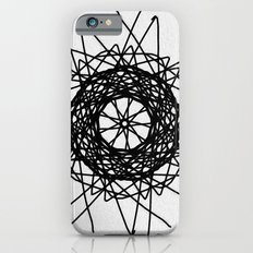love mandala number 3 - bird's nest iPhone 6s Slim Case