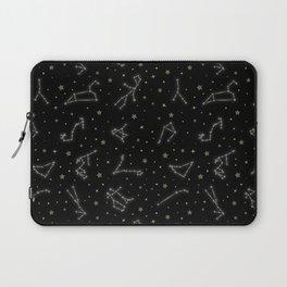 Western Zodiac Constellations Laptop Sleeve