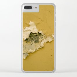Amarillo Clear iPhone Case