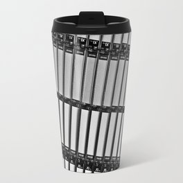 Tapes II Travel Mug