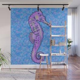 Dreamy Seahorse Wall Mural