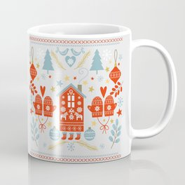 Laplander Winter Holiday Coffee Mug