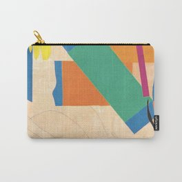 Henri Matisse - Tahiti, Memory of Oceania Tropical cut-out series portrait panting Carry-All Pouch