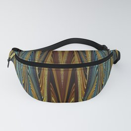 Herbstwald - Muster Fanny Pack