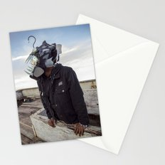 Doernbecher 5 Angler Fish Sneakerhead Gas Mask Stationery Cards