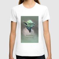 yoda T-shirts featuring Yoda by Big Tortoise Art (Art by JasonKoelliker)