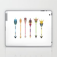 Arrow Collage Laptop & iPad Skin