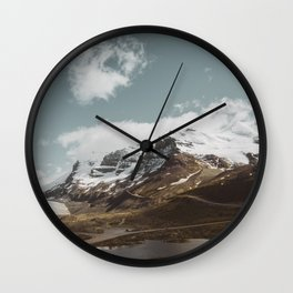 Wanderlust Heaven Wall Clock