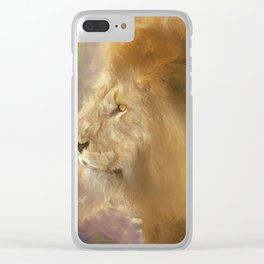 Vincent's Dream Clear iPhone Case
