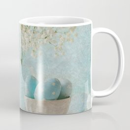 Limpet shell color eggs  Coffee Mug
