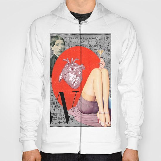 A woman's life Hoody