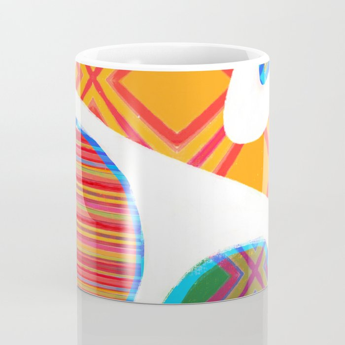 Color Construction No. 2 Coffee Mug