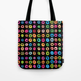 CandyDots Licorice Tote Bag