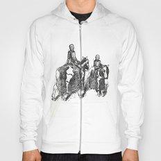 X-Ray Horsemen Hoody