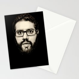 Resting Mitch Face Stationery Cards