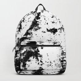 Noir Blanc Backpack
