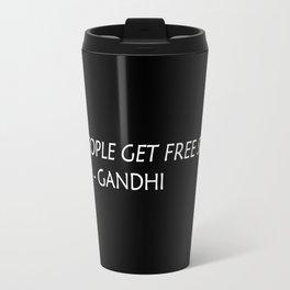 Cool People Get Free Shit Travel Mug