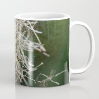 tangled Mugs featuring Tangled by Astrid Ewing