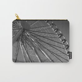 Wheel in the Sky Carry-All Pouch