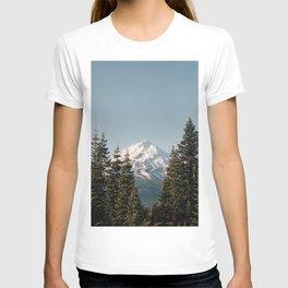 Mt Shasta Morning T-shirt