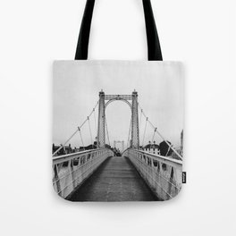 Somewhere Over Tote Bag