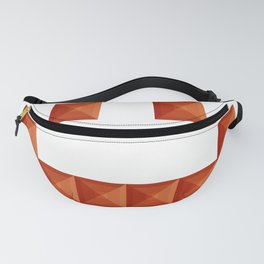 Smile print in beautiful design Fashion Modern Style Fanny Pack