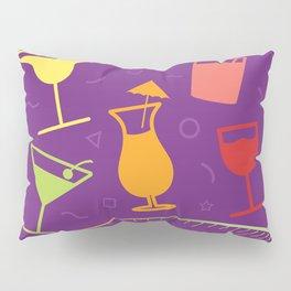 Happy Hour Cocktail Pillow Sham