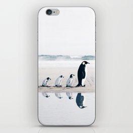 Penguin Family iPhone Skin