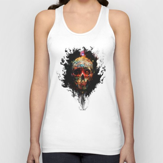 signs of life Unisex Tank Top