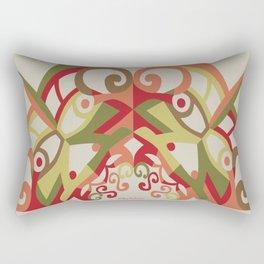 Thanksgiving Arch - Fall Colors Rectangular Pillow