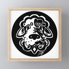 WINNIE Framed Mini Art Print