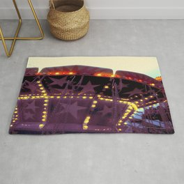 Or Was It a Dream (II)? ~ vintage carnival Rug