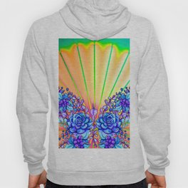 Psychedelic Butterfly Hoody