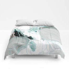 abstract painting XX Comforters