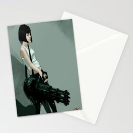 Matilda:The Professional  Stationery Cards
