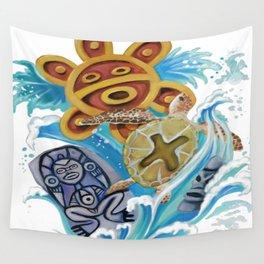 Taino/Arawak Wall Tapestry