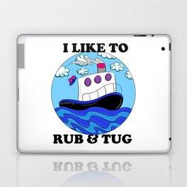 Rub N Tugboat- BI2 Laptop & iPad Skin