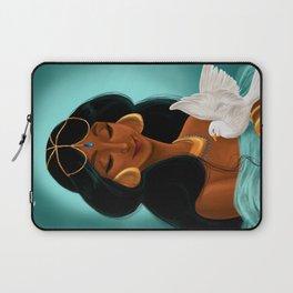 Her royal highness, the Sultana Jasmine Laptop Sleeve