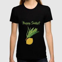 Wish You a Very Joyful Sukkot T-shirt